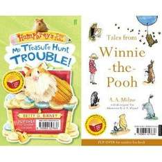 Tales from Winnie-the-Pooh/ Humphrey's Tiny Tales: My Treasure Hunt Trouble [Paperback] £1 @ Amazon