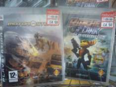 PS3 & PSP Games Reduced - From £3.00 @ The Range (Plymouth)