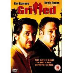 Grilled DVD £1.34 @ Amazon (Kevin James, Juliette Lewis, Ray Romano)