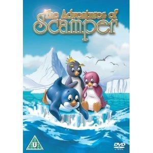 The Adventures of Scamper (DVD) - £1 @ Amazon