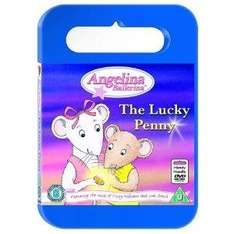 Angelina Ballerina: The Lucky Penny £1.47 @ Amazon