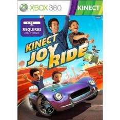 Kinect Joy Ride For Xbox 360 - £12.30 Delivered *Possible Extra Bank Charge, £2.50 Max* @ Gamestop Ireland