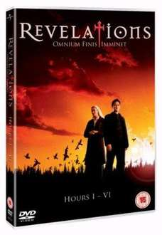 Revelations: Season 1 (DVD) (2 Disc) - £2.99 @ Amazon & Play