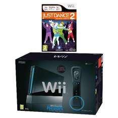 Nintendo Wii Console In Black & Just Dance 2 - £139.00 or £129.00 With Code *Delivered To Store Or + £5 Postage* @ Tesco Direct