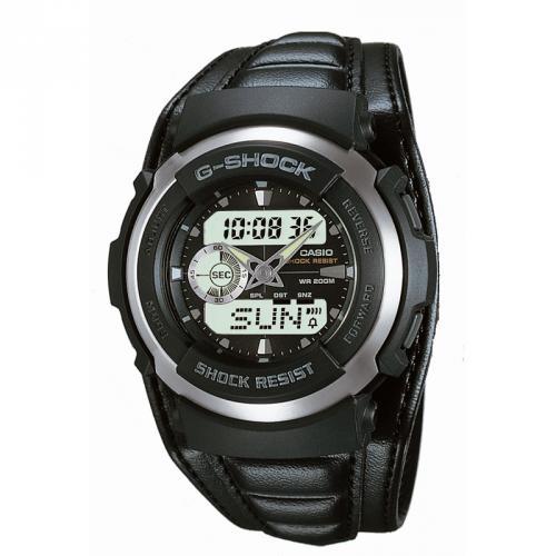 Casio G-300L-1Aves G-Shock Mens Combi Watch - £41.80 @ Amazon