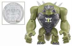 Half Price Ben 10 Ultimate Alien Action Figures - £3  this week only @ the Toyshop / Entertainer