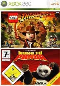 LEGO Indiana Jones + Kung Fu Panda Xbox 360 only £12.12! @ Coolshop