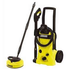 Karcher High Pressure Washer with T-200 T-racer K4.600 £224.99 @ The discount den