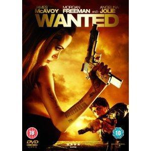 Wanted [DVD] - £3.48 @ Amazon