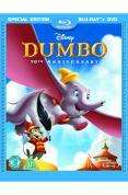 Dumbo: Special Edition Combi Pack (Blu-ray + DVD) - £8.99 @ Bee