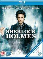 Sherlock Holmes Blu-ray (Triple Play edition) - £6.99 delivered (plus 6% Quidco) at Bee.com