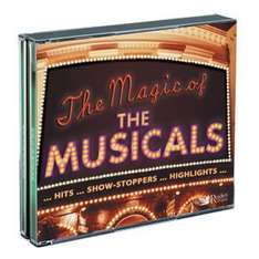 Readers Digest Free Gift  -  Included The Magic of the Musicals  4CD Box Just Pay £3.99 Postage