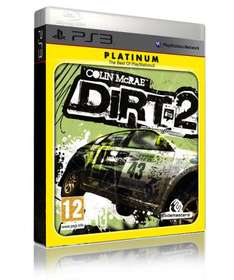 Colin Mcrae Dirt 2: Platinum Edition For PS3 - £13.85 Delivered @ Shopto