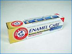 Arm & Hammer Enamel Care Toothpaste Buy One Get Two Free @ Tesco