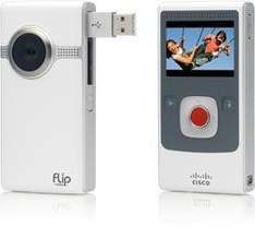 Cisco Flip Ultra II HD Exclusive HD Pocket Camcorder - £69.99 Delivered @ Ebay Currys/PC World Outlet