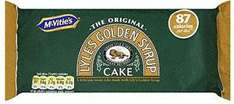 McVitie's Golden Syrup Cake (290g) 80p each at Asda (or £1.45 for 2 at Sainsburys)