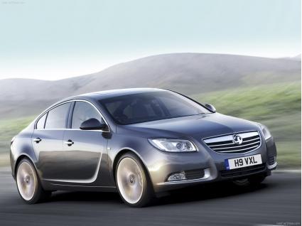 Vauxhall Insignia 1.8i 16V Exclusiv 5dr - £15,995 @ Vauxhall