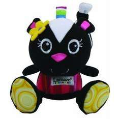 Lamaze - High Contrast Little Knotties Skunk Baby Toy only £3.99 delivered @ Base
