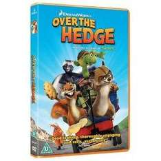 Over The Hedge On DVD - £3 *Instore* @ Asda