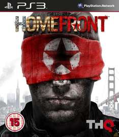 Homefront For PS3 - £34.99 or £4.99 When You Trade In Killzone 3 or Bulletstorm *Instore* @ Big Retail (Manchester)