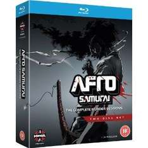 Afro Samurai: Complete Murder Sessions (Blu-ray) £10.99 @ HMV/Amazon