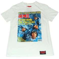 NME Icons T-Shirts £2.99 + p&p @ bargain crazy - Stone Roses, Joy Division & Libertines (Buying all 3 T-shirts cost £10.68 delivered using code W25OFF)