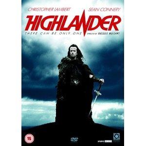 Highlander (DVD) - £2.99 @ Amazon & Play