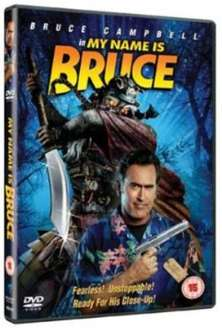 My name is Bruce (2 Disc) DVD - 99p @ Choices