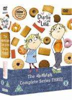Charlie And Lola Series Three DVD Boxset 1.99 @ Bee.com