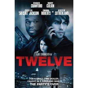 Twelve (DVD) - £2.99 @ Amazon & Play
