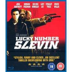 Lucky Number Slevin Blu Ray - £5.00 @ Amazon UK