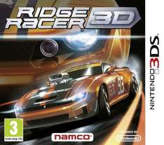 *PRE ORDER* Ridge Racer 3D For Nintendo DS With 6 Month Subscription To The Official Nintendo Magazine - £19.99 Delivered @ My Favourite Magazines
