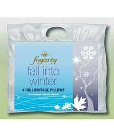 FOGARTY INTO WINTER PACK OF 4 PILLOWS £9.99 delivered @ argos ebay