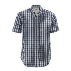 French Connection / Men's / 52QY4 (Blue - S/S Shirt) was £39.99 now £14.99 @ Play