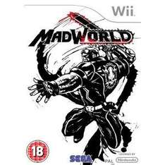 Madworld For Nintendo Wii - £2.75 Delivered @ Amazon Sold By The Game Collection