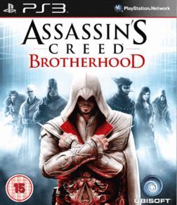 Assassins Creed Brotherhood For PS3 - £21.99 Delivered @ Gamestation