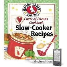 Free Circle of Friends Cookbook: 25 Slow Cooker Recipes: Exclusive Online Cookbooks  [Kindle Edition] @ Amazon