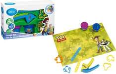 Toy Story 10 Piece Dough Set - Was £10 Now £5 + £3.95 Postage @ The Entertainer