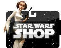 40% off all in stock items at starwarsshop.com for 3 days