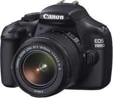 Canon EOS 1100D - Digital SLR Camera With 18-55mm IS II Lens Ultimate Starter Kit - £509 Delivered @ Warehouse Express