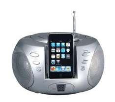 IWANTIT iPODST10 - iPod Docking Station In White - £19.99 Delivered @ PC World & Currys