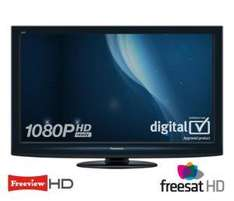 "Panasonic Viera TXP46G20 - 46"" Plasma TV 1080P With Freeview HD & Freesat HD With Free Blu Ray Player - £699.95 *Instore* @ Richer Sounds"