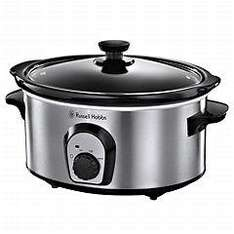 Russell Hobbs Slow Cooker reduced from £50.00 now £15 @ Sainsburys