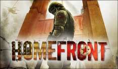 Homefront - £39.99 & Free £8 Gift Card Or £4.99 When Trading In Bulletstorm For PS3 & Xbox 360 With Garanteed Trade In Value of £35 *Before 31st March* *Instore*@ HMV