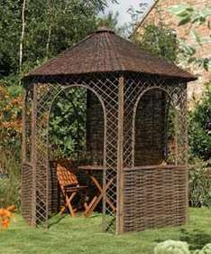 Willow Gazebo From Homebase £216.94 delivered    Was £299