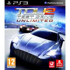 Test Drive Unlimited 2 For PS3 - £24.99 Delivered @ Amazon