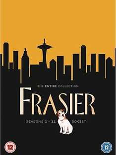 Frasier Complete Collection Box Set (DVD) (44 Disc) -  £43.99 (with code) @ HMV