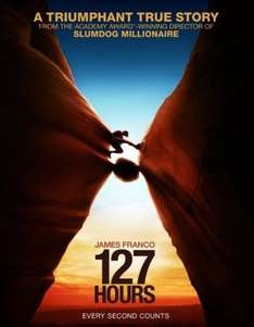 127 Hours [DVD] Pre-Order £9.97 @ Amazon