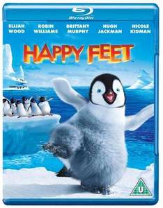 Happy Feet (Blu-Ray) New - £4.47 delivered.