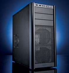 Antec 300 Three Hundred Black Mid Tower Computer Case *Ends Monday 21st* - £40.79 Delivered @ Scan